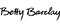 Logo: Betty Barclay Shop