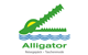 Logo: Alligator Lederwaren