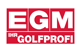 Logo: EGM Golfprofi