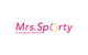 Mrs. Sporty
