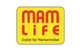 Logo: mam life