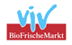 Logo: viv Biofrischemarkt