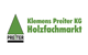 Logo: MDH-Klemens Preiter KG Holzhandlung