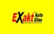 Logo: EXakt Autoglas