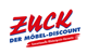 Logo: ZUCK - Der Mbeldiscount