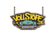 Logo: Vollstoff Jeans & Tattoos