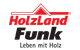 Logo: HolzLand Funk