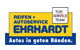 Logo: Ehrhardt Reifen + Autoservice