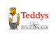Logo: Teddys - Der Stadtbcker