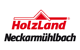 Logo: HolzLand Neckarmhlbach