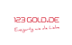 Logo: 123gold