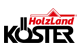 Logo: HolzLand Kster