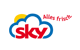 Logo: sky-Supermarkt
