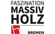 Logo: Faszination Massivholz