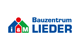 Logo: Bauzentrum Lieder GmbH & Co. KG