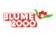 Logo: Blume 2000