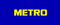 Logo: Metro