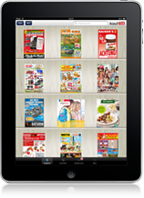 kostenlose iPod-App - kaufDA Navigator