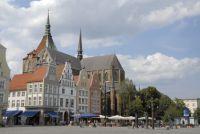 Rostock, Einkaufen, Shopping, Kröpeliner Straße, Hafen, Ostsee, Doberaner Platz